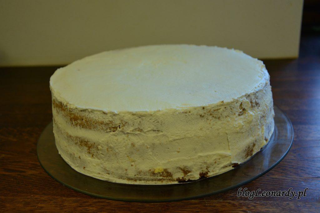 przygotowanie tortu