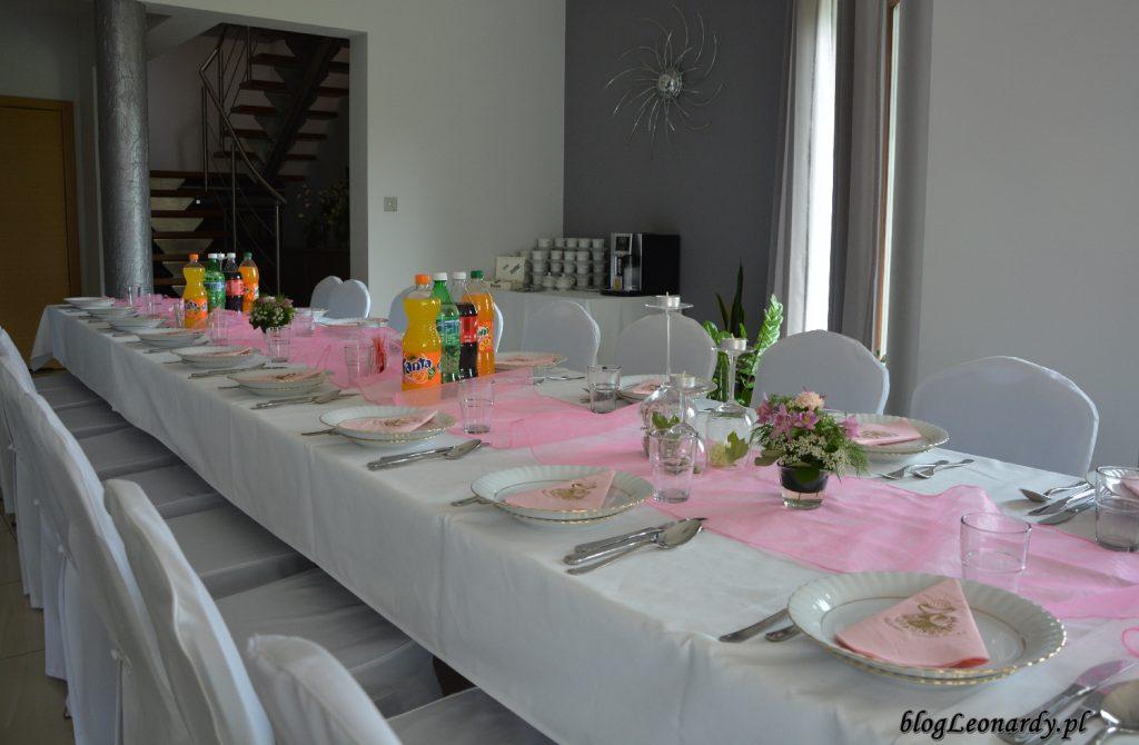 przyjęcie w domu - stół (2)