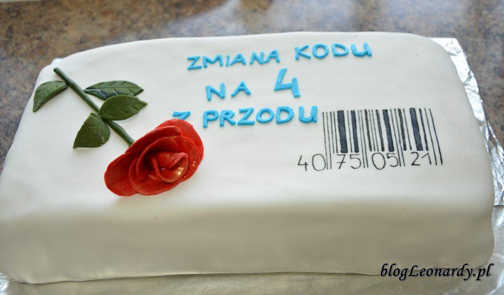 tort kod kreskowy