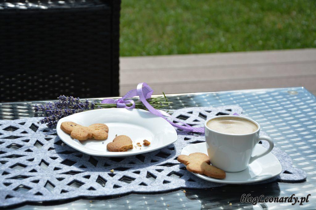 1. ciasteczka lawendowe