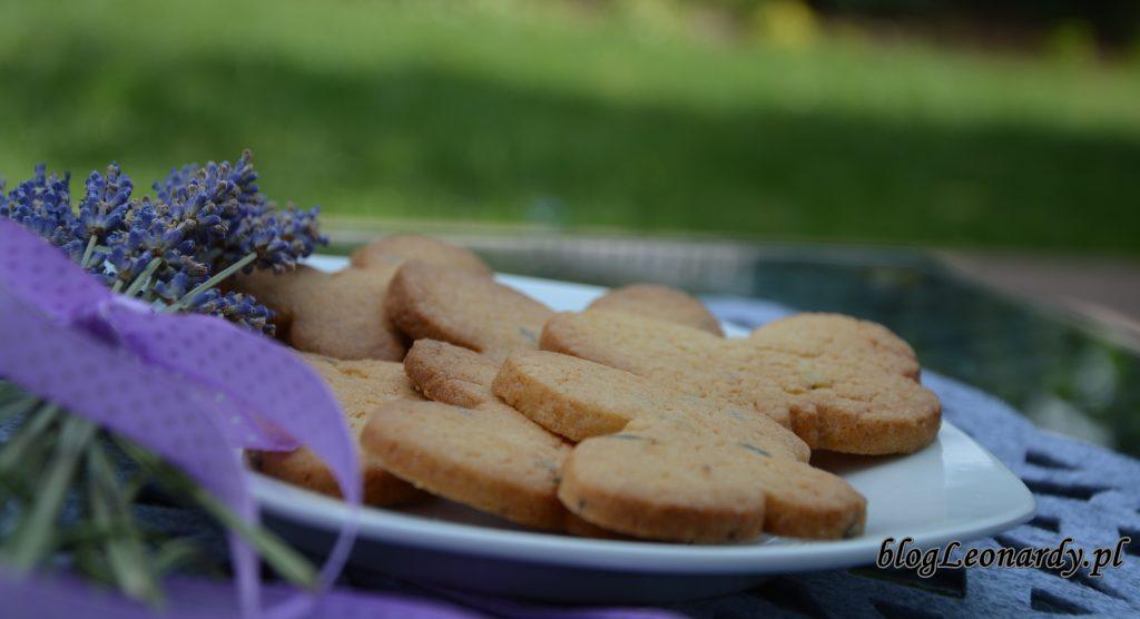 2. lawendowe ciasteczka
