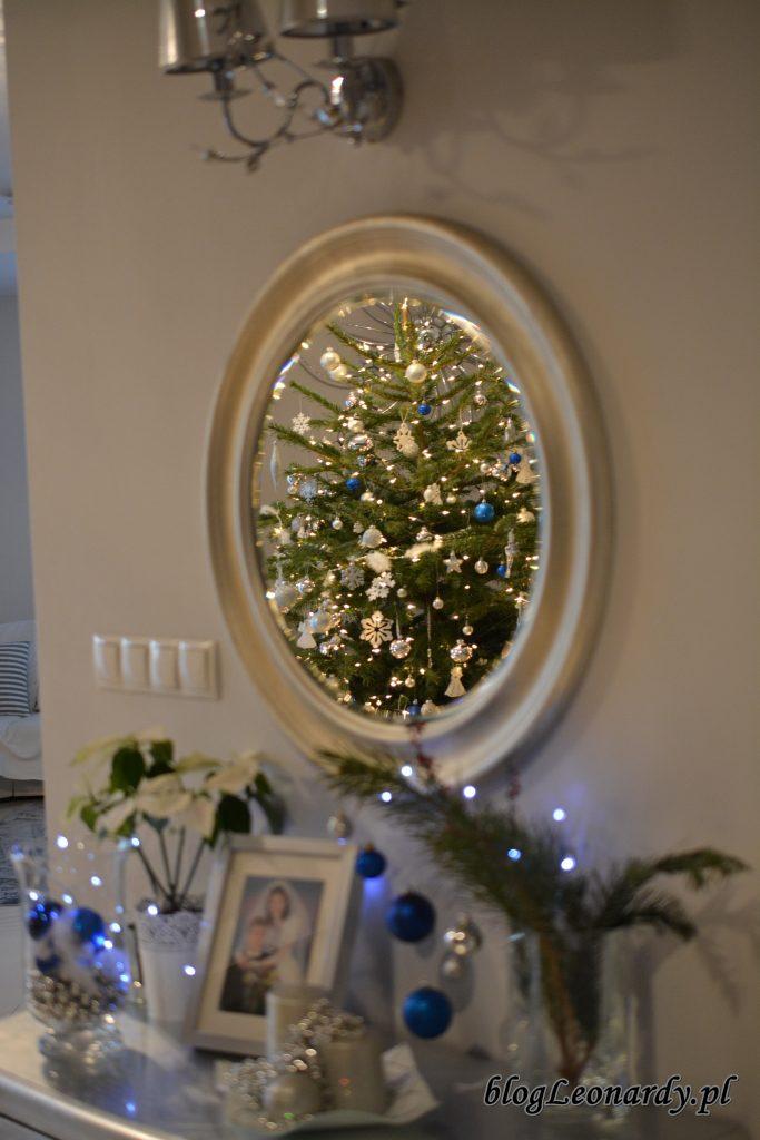 komoda świątecznie