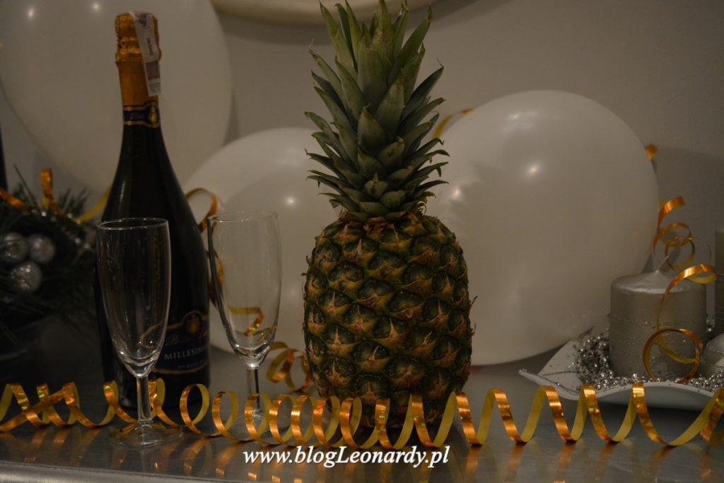 ananas-i-szampan