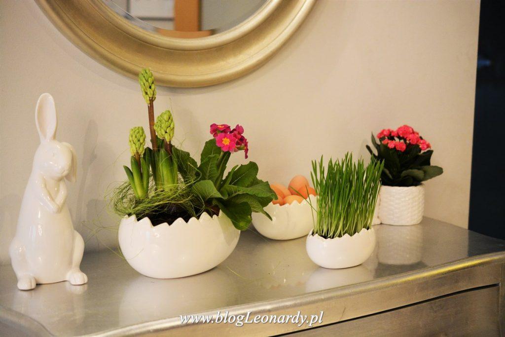 dekoracje wielkanocne - jajka